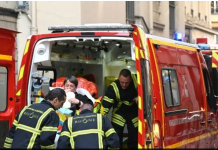 Lyon bomb blast leaves several injured/newsheadline247