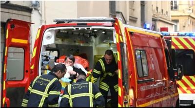 Heart of France shattered as Lyon bomb blast leaves several injured