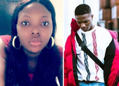 Nollywood actress threatens to commit suicide over Wizkid snub