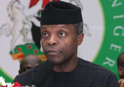 FG to adopt community policing to tackle insecurity – Osinbajo