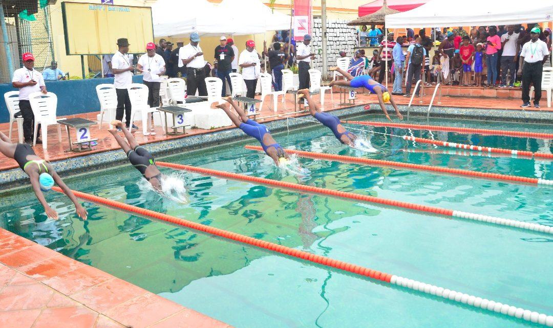 Zenith Bank Ikoyi Club Swimming Competition