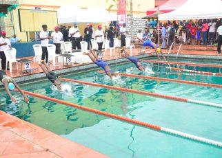 Zenith Bank Ikoyi Club Swimming Competition