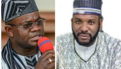 "MAJOR TROUBLE FOR YAHAYA BELLO AS AUDU'S SON MUSTAPHA GETS ""PRESIDENTIAL"" BACKING AHEAD NOV KOGI GUBER Kogi Guber: Gov. Bello's re-election bid under threat as Audu's son Mustapha gets presidential backing - News/newsheadline247"