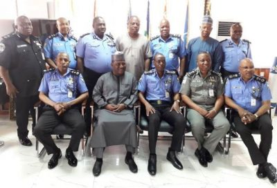 BUA Group, Police strengthen ties as CEO Abudul Samad Rabiu & IGP Adamu meet/newsheadline247