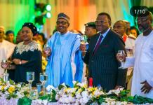 Democracy Day: Buhari hosts world leaders to dinner, gala night /newsheadline247