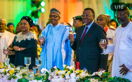 Democracy Day: Buhari hosts world leaders to dinner, gala night /newsheadline247