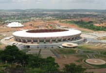 Buhari renames Abuja National stadium after MKO Abiola/newsheadline247