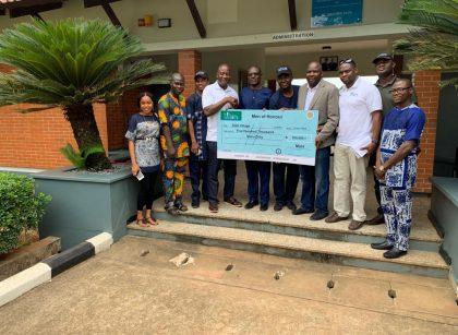 Men of Honour International Development Club visits SOS Children's Villagenewshedline247