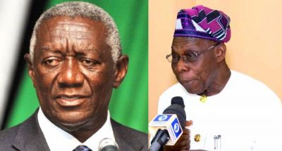 Benin Crisis: Obasanjo, Kufuor call for AU, ECOWAS intervention