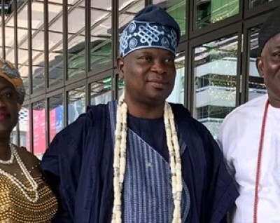 Nigerian Ambassador, others honour Olota of Otta in Switzerland