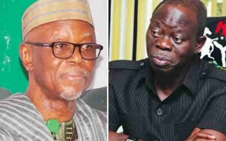 You engage your mouth before your mind, Oyegun blasts APC chairman Oshiomhole/newsheadline247