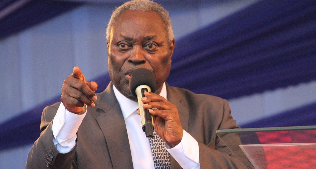 Kumuyi urges Christians not to attack Buhari, other leaders/newsheadline247
