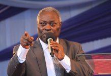 Kumuyi urges Christians not to attack Buhari, other leaders/newsheadline247
