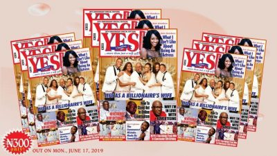 YES INTERNATIONAL! Magazine's special all-colour edition to mark 8th anniversary hits news stands/newsheadline247