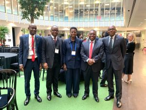 Zenith Bank CEO, Onyeagwu, others meet at 2019 Africa Investors' Conference in London/newsheadline247