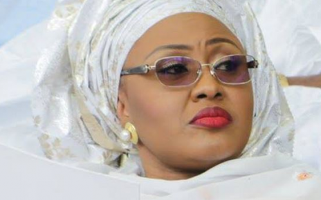 Address me as the first lady, henceforth, says Aisha Buhari/newsheadline247