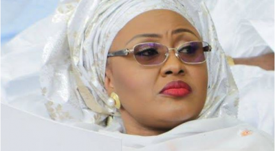 Address me as the first lady, henceforth, says Aisha Buhari/newsheadline247