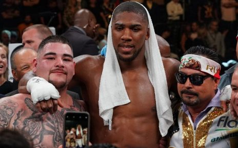 Anthony Joshua £20m richer for shock defeat as Andy Ruiz gets £5m for winning/newsheadline247