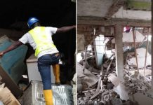 Lagos: Eight injured in Oshodi building collapse/newsheadline247