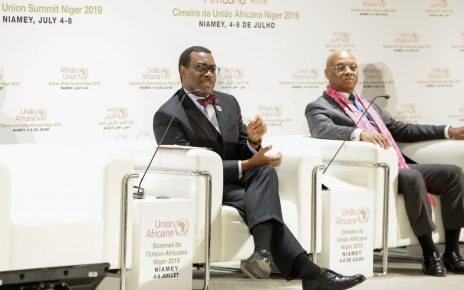 AfDB President Akinwumi attends historic AU summit, condemns child marriage