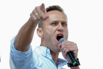 Putin opponent Navalny may have been exposed to 'toxic agent': Doctor/newsheadline247
