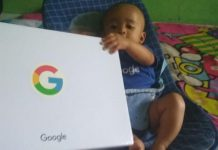 Baby named 'Google' gets gifts from Google/newsheadline247