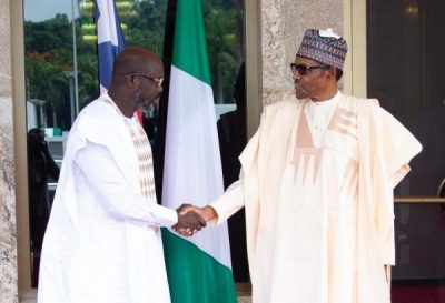 Buhari decorated with Liberia's highest national honour/newsheadline247