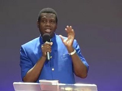 Rape Scandal: You'll be exposed if you continue sinning under 'grace' - Adeboye/newsheadline247
