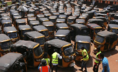 Anambra: Government bans tricycle association statewide