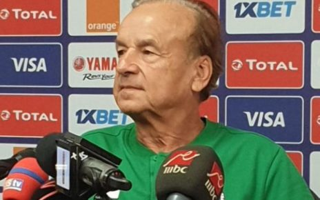 AFCON 2019: Eagles lost to a better team, Rohr admits/newsheadline247