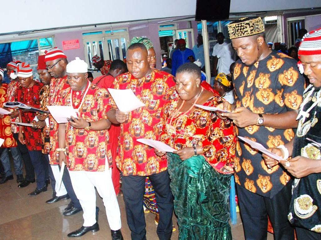 Ruga: Ohanaeze sends draft bill for S/East federation, wants Nigeria back to autonomous regional system