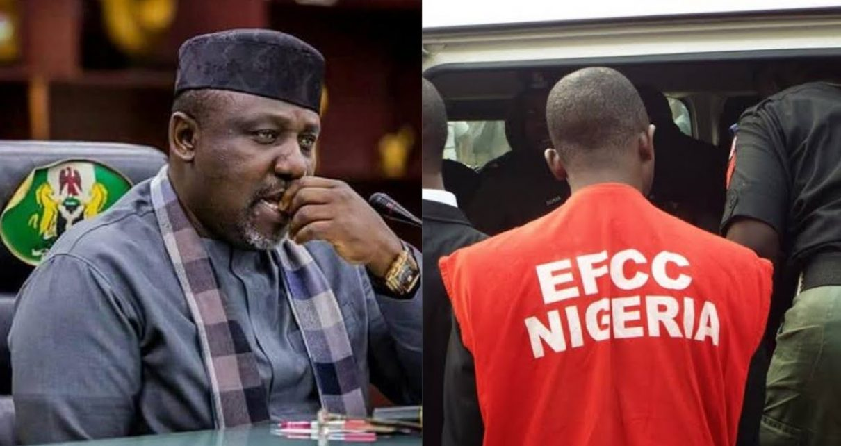Why EFCC is after ex-Imo Governor Okorocha/newsheadline247.com