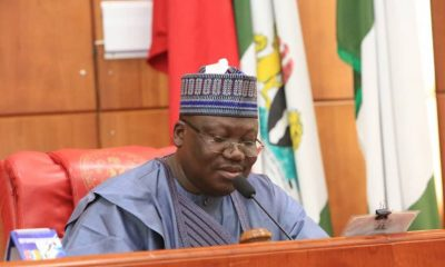Senate reacts to suit against spending N5.5bn on cars