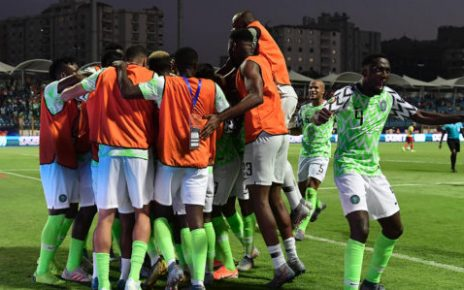 Nigeria beat Cameroon 3-2 to reach 2019 AFCON quarter finals/newsheadline247
