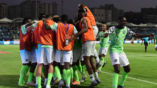 Nigeria beat Cameroon 3-2 to reach 2019 AFCON quarter-finals