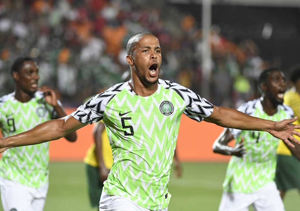 AFCON: Nigeria eliminate South Africa to reach Nations Cup semis