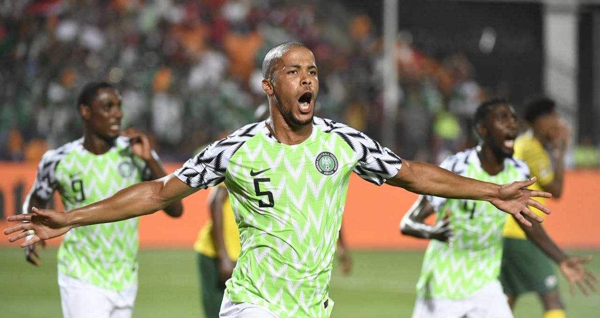 AFCON: Nigeria eliminate South Africa to reach Nations Cup semis/newsheadline247
