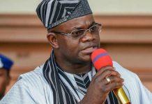 Kogi: Gov. Yahaya Bello's deputy vows to drag him to court over 'N819m unpaid salaries, allowances'/newsheadline247