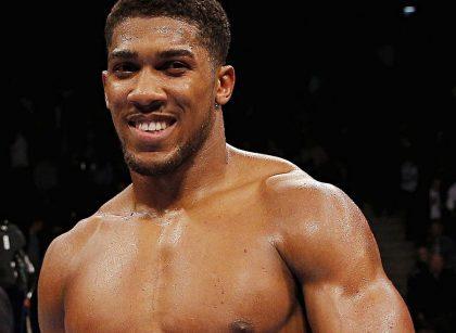 World Boxing Icon Anthony Joshua shares photos of visit to Lagos/newsheadline247