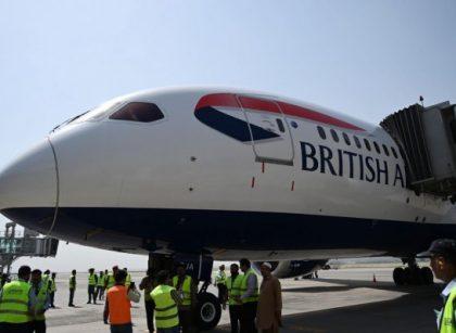 12-year-old boy slips through security, boards British Airways/newsheadline247.com