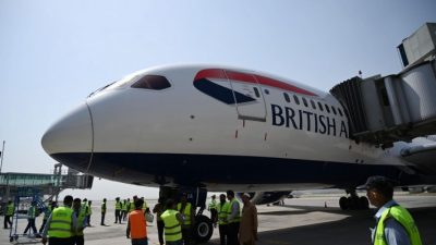 12-year-old boy slips through security, boards British Airways/newsheadline247.com