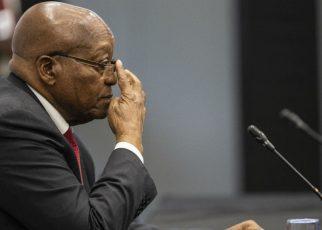 South Africa's former president Zuma gets death threat/newsheadline247