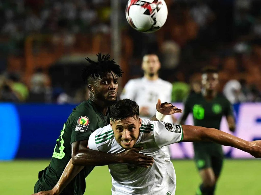 AFCON: Mahrez's last-minute free kick sends Algeria to first final in 29 years