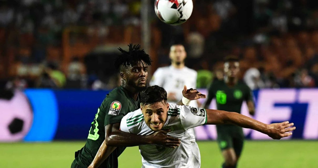 AFCON: Mahrez's last-minute free kick sends Algeria to first final in 29 years/newsheadline247