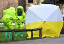 US announces new sanctions against Russia over Skripal affair: State dept/newsheadline247