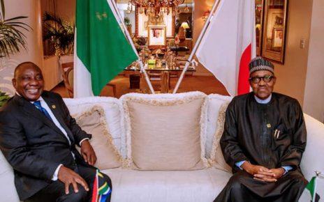 Xenophobia: Killings of Nigerians in South Africa upset my Govt. – Ramaphosa/newsheadline247.com