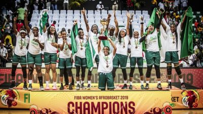 ZENITH BANK CELEBRATES D'TIGRESS ON BACK-TO-BACK FIBA AFROBASKET CHAMPIONSHIP VICTORY/newsheadline247