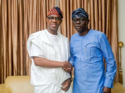 Abiodun, Sanwo-Olu forging development ties along common borders