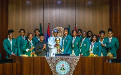 Buhari congratulates D'Tigress on FIBA Women's AfroBasket victory/newsheadline247