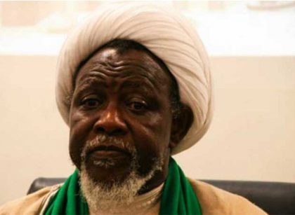 [Video] El-Zakzaky speaks about Buhari's government, treatment in India [Full Text]/newsheadline247